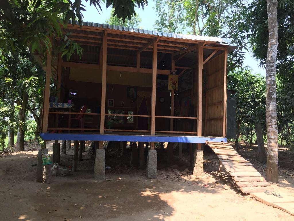 Con En new house