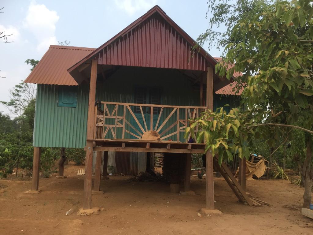 Pleiku new home